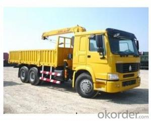 See larger image SNIO truck with 8ton boom crane