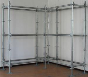 Ring Lock Scaffolding Systems for Concrete Constructions