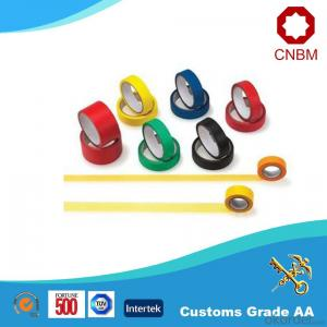 PVC Electrical Tape Quality as 3M China Manufacturer