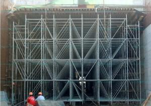 Cost Effective Ring Lock Scaffolding System with Good Load Capacity for Construction