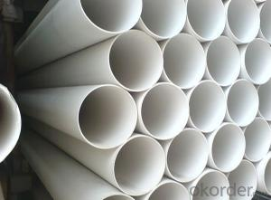 PVC Pipe with Good Quality on Hot Sale in the World