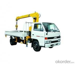 8x4 with 16ton crane for building construction and civil engineering