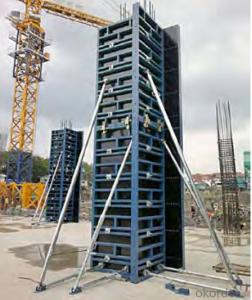 750 Series Adjustable Steel Frame Formwork with Special hollow steel