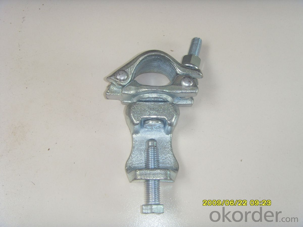 Buy Scaffolding Accessories Forged Swivel Beam Coupler