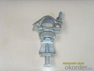 Scaffolding Accessories forged   Swivel Beam coupler