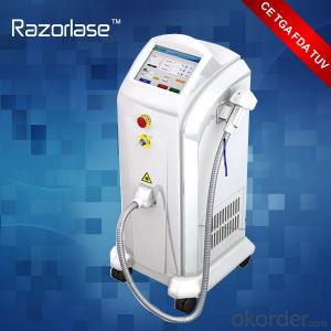 Top Quality 808 Diode Laser Germany Bars High Energy Effective Hair Removal Machine