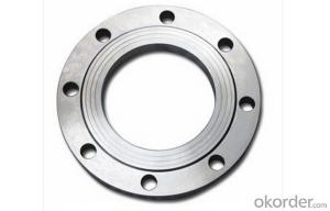 Steel Flange Stainle Steel Ring Flange/din 2633 Wn Stainless