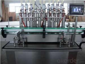 Automatic Liquid Filler & Capper Monobloc