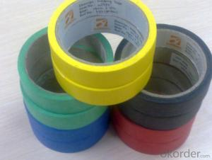 Masking Tape in Various Colors and Sizes Bottom Low Price