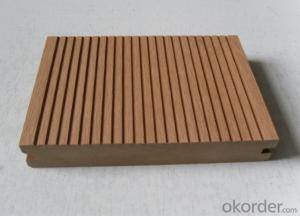 Anti-UV Waterproof Co-extrusion plastic imitation wood Passed CE