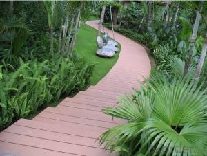 Synthetic wooden decking Chinese Manufacture