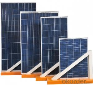 Solar Panel Module from 10w to 310w from CNBM