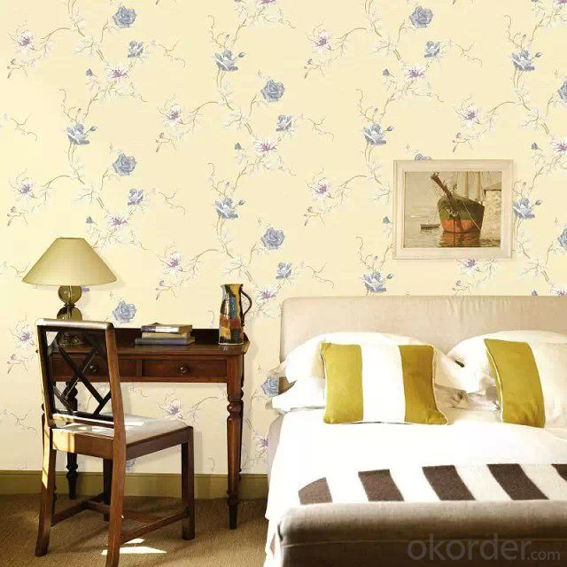 3D Wallpaper Washable Wholesale New Products Italuxu PVC Wallpaper