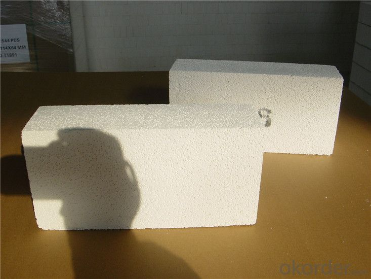 Refractory Clay Insulating Fire Bricks High purity