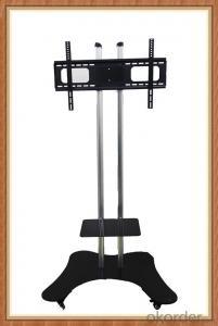 High quality mobile Plasma TV Stand TV cart