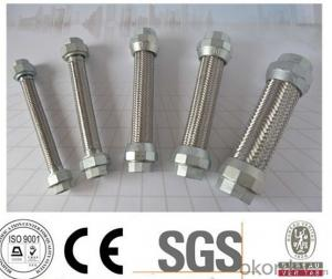 Stainless Steel Braid Hose with Inside Fittings