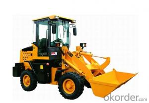 Wheel loader with bucket capacity  of 3.0 m3