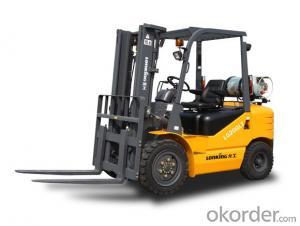 LONKING Brand Electrical Forklift LG25GLT