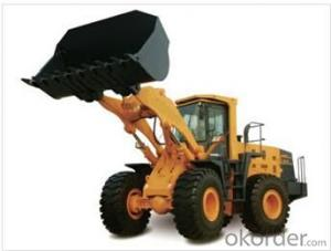 Wheel loader with bucket capacity  of 4.2 m3 model number 980