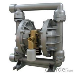 Air Driven Double Diaphragm Pump QBY Series