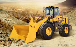 SDLG Brand Wheel Loader with 5ton Loading Capacity LG953