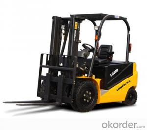 LONKING Brand Electrical Forklift LG20BE