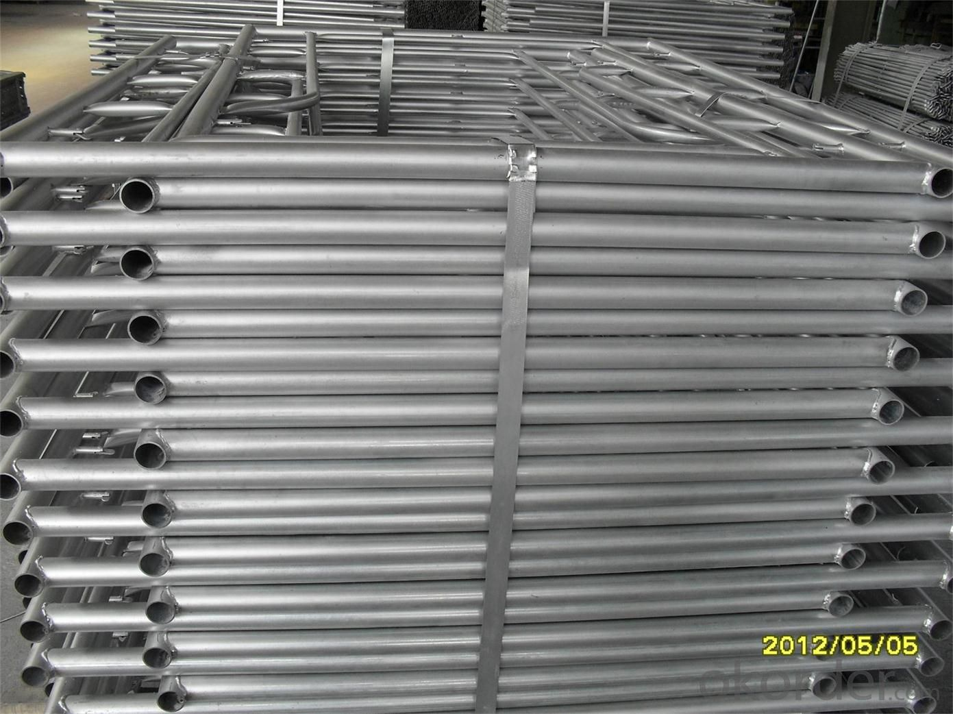 H Frame Scaffolding System for Construction