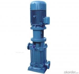 LG High Pressure Vertical Multistage Booster Pump