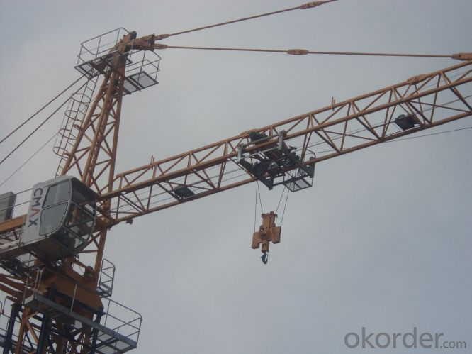 Tower Crane TC7135 ConstructionEquipment For Building Machinery
