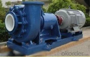 Horizontal Alkali Chemical Centrifugal  Pump
