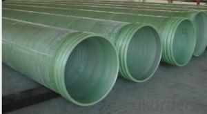 DN180mm High Impact PVC Pipe for Water Supply