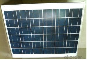 OEM polycrystalline Solar Panels Made in China