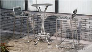 Outdoor Funiture and Indoor Funiture with PS plastic and polymerization