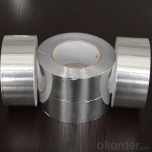 Aluminum Foil Tape; Insulation Foil Tape, T-S2301P