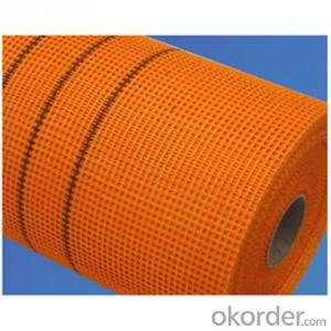 C-galss Fiberglass Wall  Mesh for Buildings Material