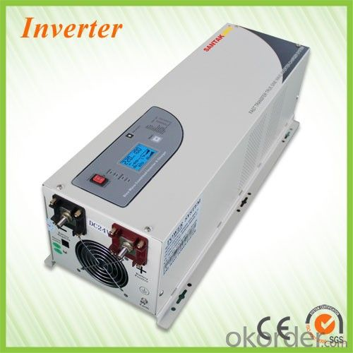 2015 Top Selling South Africa EP 3000 48V 6000W Solar Charger Inverter