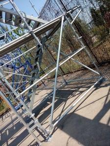 Galvanized Standard of Ringlock Scaffolding System