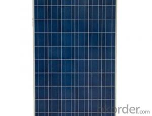 Crystalline Solar Panels Made in China/India