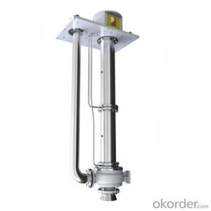 Vertical Turbine Pump for Water Treatment