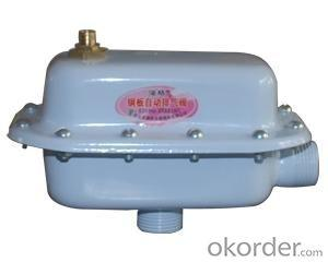 Air Evacuation Valve of Solar Water Heater Parts on Sale from China