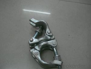 Scaffolding  heauty swivel coupler