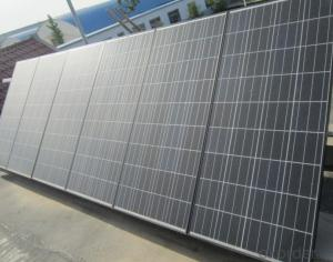 Polycrystalline Solar Panels for 25kw Rooftop Systems