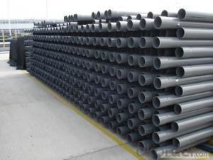DN63mm High Impact PVC Pipe for Water Supply