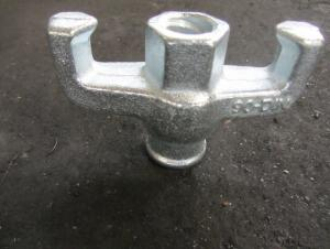 Forged 17mm Nut Without Plate for Formwork System
