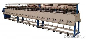 High Speed Rewinding Machine for Rewinding Yarn