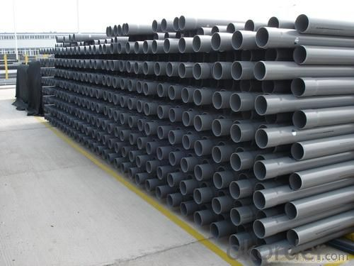 DN355mm High Impact PVC Pipe for Water Supply