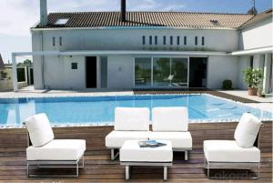 Outdoor Furniture Modern Rattan Wicker Sofa Sets