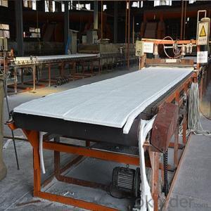 Msds Refractory Ceramic Fiber Blanket