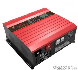 Solar Inverter MPPT Solar Charge Controller 1-4KVA