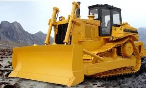 Bull Dozer model number TY165-2 with dozing capacity of 8.3m3